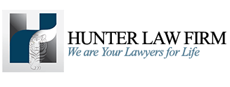 Hunter Law Firm Header Logo